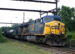 CSX 5003 on Q418